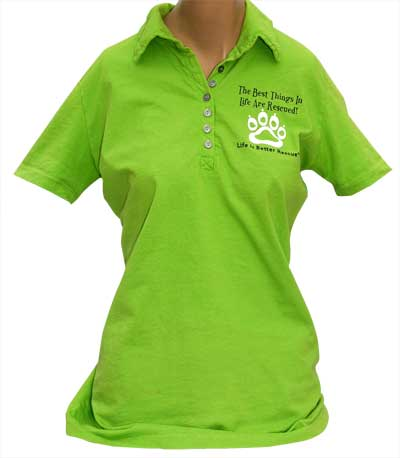 Womens Polo Front